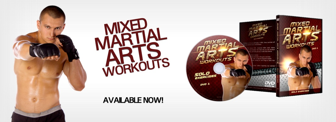 Mixed Martial Arts DVD