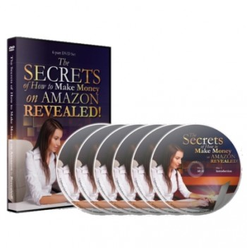 The Secrets of How to Make Money on Amazon – Revealed! DVD