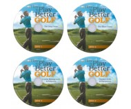How To Play Better Golf – 4 DVD Set
