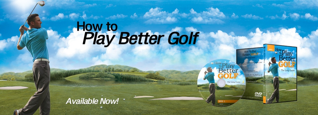 How to Play Better Golf DVD