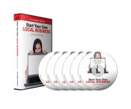 Start Your Own Local Business….. and escape the rat race! DVD Set