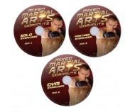 Mixed Martial Arts Workouts – 3 DVD Set
